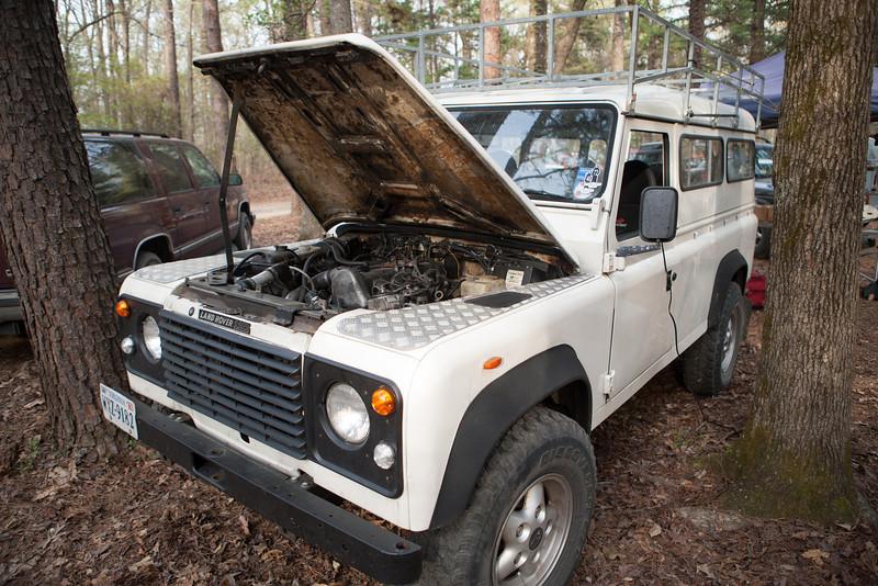 Defender 110 Engine Crossroads needed Recommendations | Page