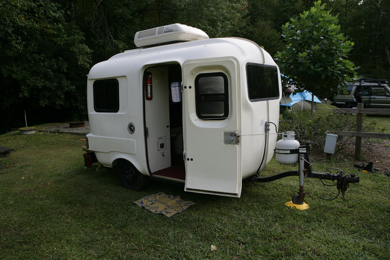 Small(er) FIberglass RVs - Scamp, Casita, etc | Adventure Rider